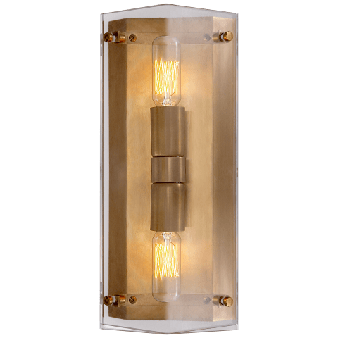 Clayton Wall Sconce in Alabaster