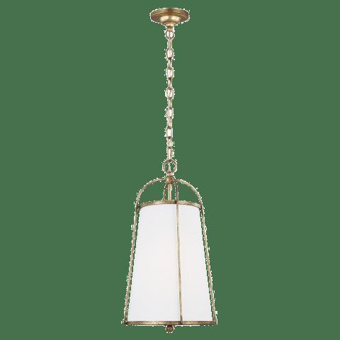Stonington Small Hanging Shade Antique Gild