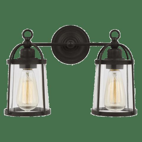 Stonington 2 - Light Vanity Smith Steel