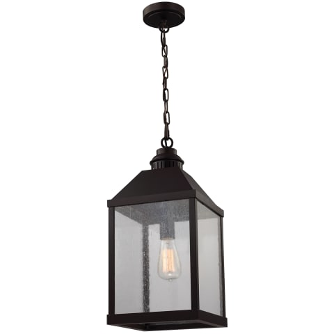 Lumiere' 1 - Light Mini Chandelier Oil Rubbed Bronze