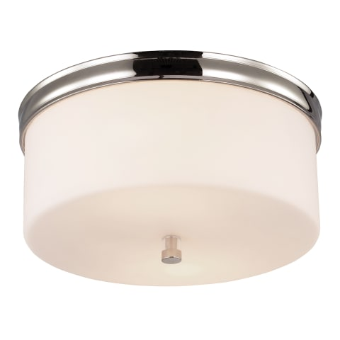Lismore 2 - Light Flushmount Polished Nickel