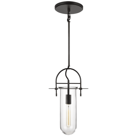 Nuance 1 - Light Medium Pendant Aged Iron