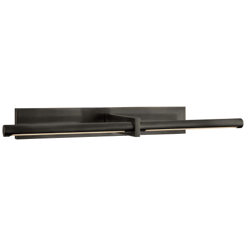 "Axis 24"" Picture Light in Bronze"