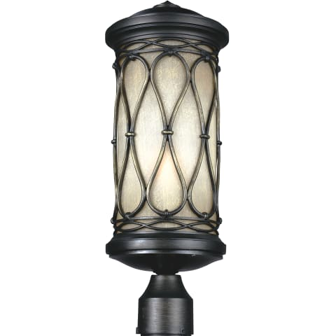 Wellfleet 1 - Light Outdoor Post Aged Bronze