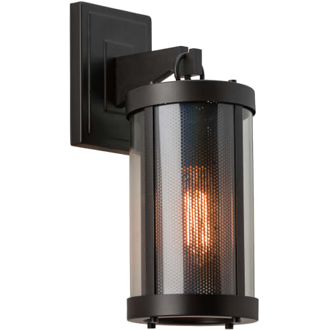 Bluffton 1 - Light Outdoor Wall Sconce Oil Rubbed Bronze