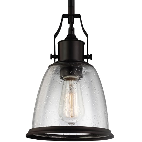 Hobson 1 - Light Mini-Pendant Oil Rubbed Bronze