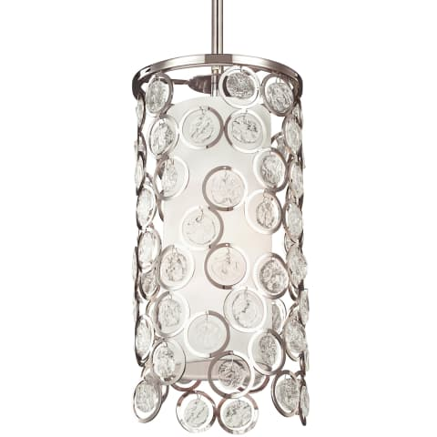 Lexi 1 - Light Mini-Pendant Polished Nickel