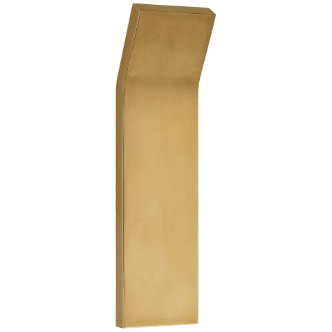 Bend Mini Light in Natural Brass