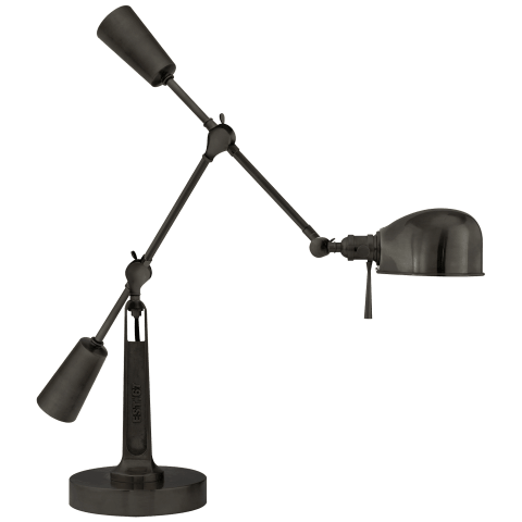 RL '67 Boom Arm Desk Lamp in Bronze