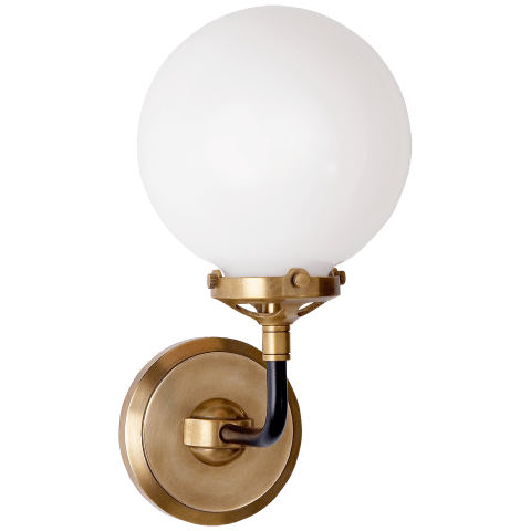 Incredible Bistro Single Light Sconce Home Interior And Landscaping Ologienasavecom