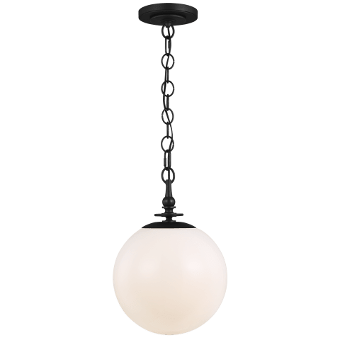 Capri 1 - Light Pendant Aged Iron