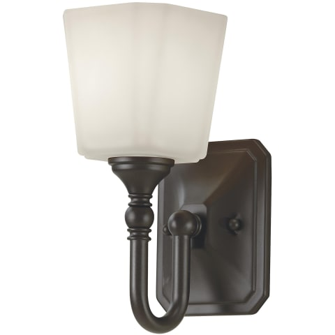 Concord 1 - Light Sconce Oil Rubbed Bronze
