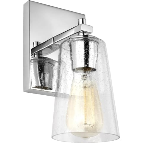 Mercer 1 - Light Wall Sconce Chrome