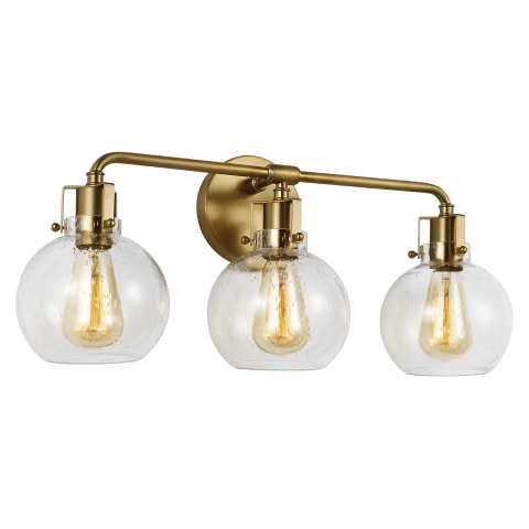 Clara 3 Light Wall Sconce Bath Wall Clarkson Lighting Good Lighting Is Everything