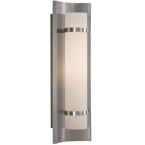 Colin 1 - Light Sconce Brushed Steel