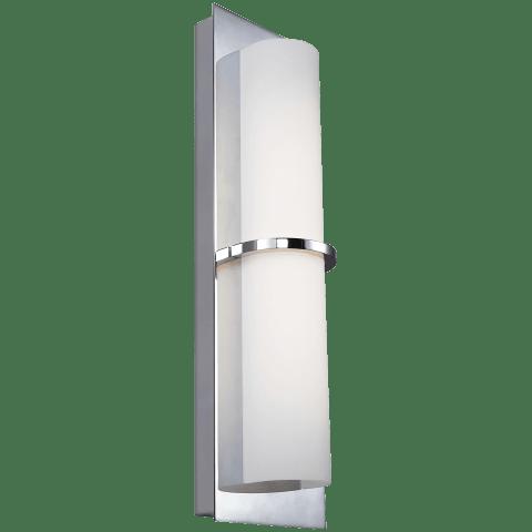 Cynder 1 - Light Wall Sconce Chrome