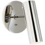 Lancelot Pivoting Light in Polished Nickel