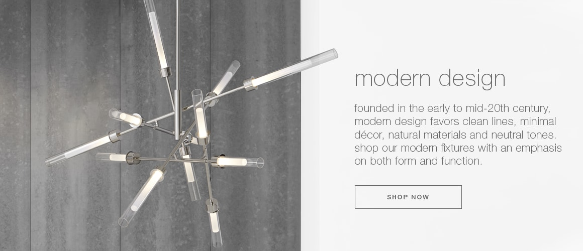 shop by style: modern