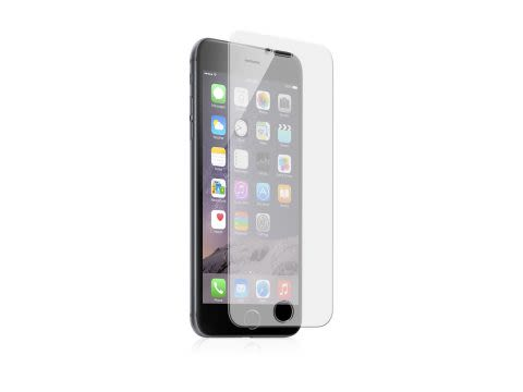 Mica Protectora Transparente iPhone 6 Plus