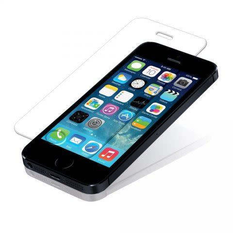 Mica Protectora de Cristal Templado iPhone 5 /5S / 5C