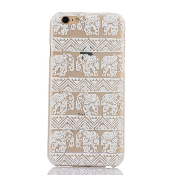 Mandala Case H iPhone 6 / 6S - Transparente