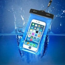 Funda Waterproof Contra Agua Universal - Azul