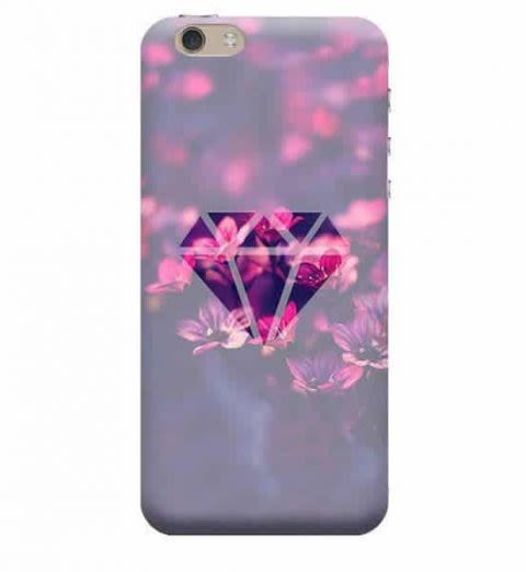 Funda Case Love Diamante iPhone SE / 5 / 5S - Blanco