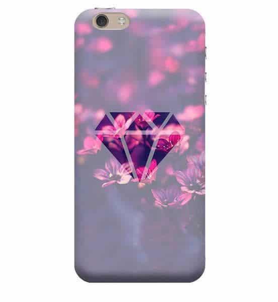 Funda Case Love Diamante iPhone SE / 5 / 5S - Blanco