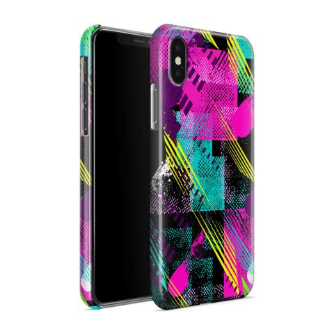 Funda Case Trendy Abstract 608 - Multicolor