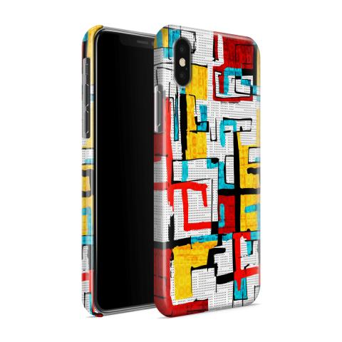 Funda Case Trendy Abstract 613 - Multicolor