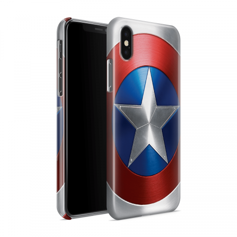 Funda Case Trendy Captain America 1145 - Multicolor