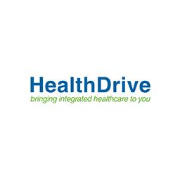 HealthDrive logo