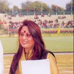Ameeta M  Wattal - Managing Board, Pusa Road @ Springdales School