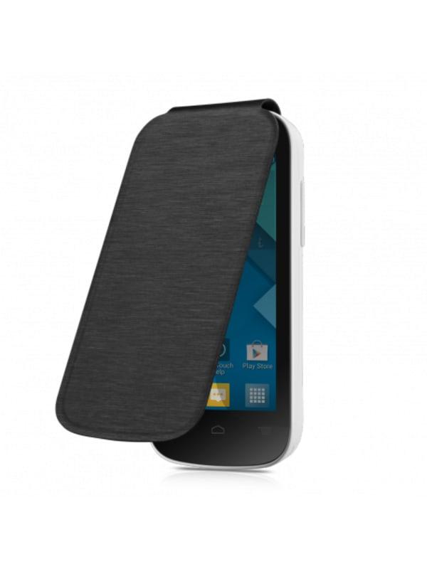 Alcatel FlipCover voor Alcatel POP C3 - Zwart