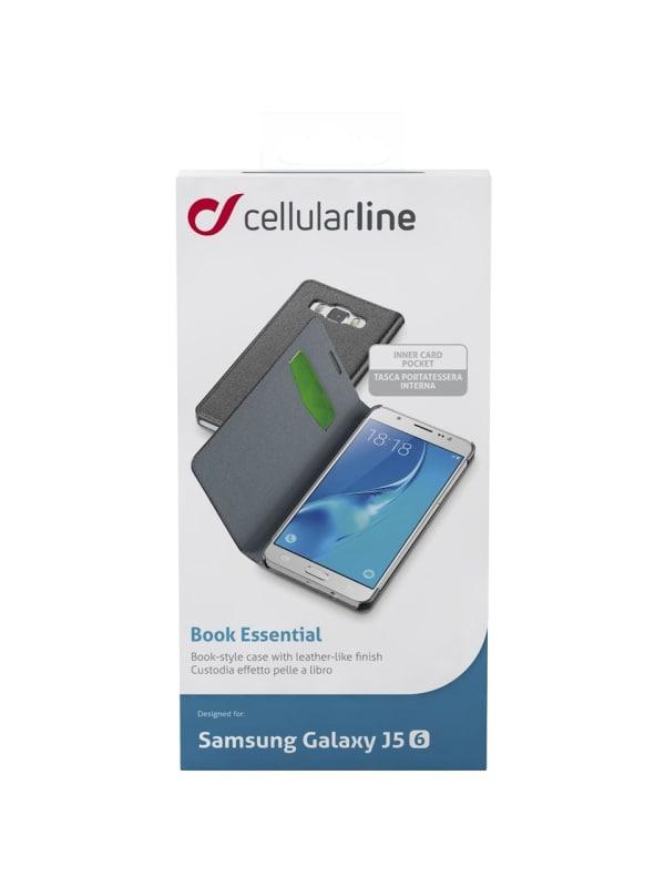 Cellularline BOOKESSGALJ516K 5'' Folioblad Zwart mobiele telefoon behuizingen