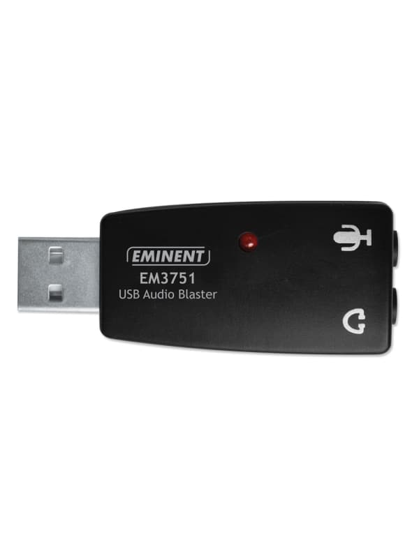 EWENT EW3751 USB GELUIDSKAART