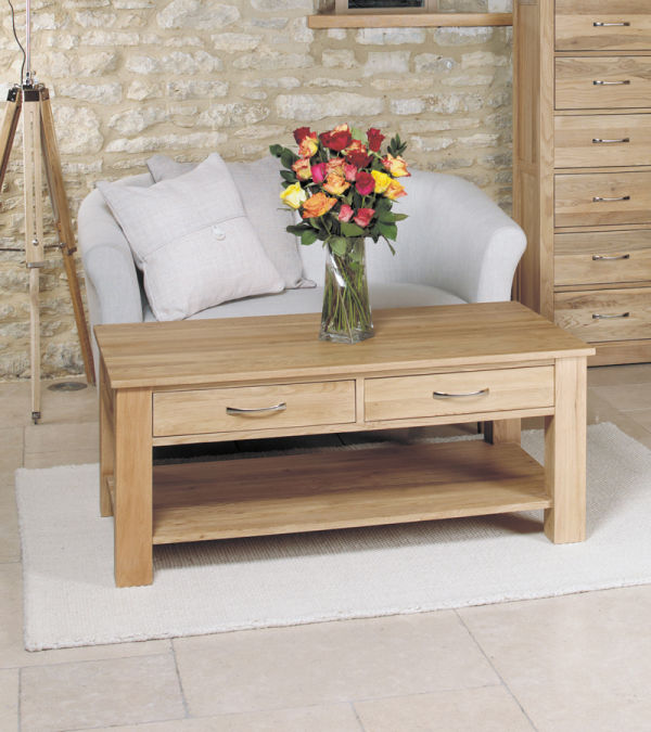 Narrow Coffee Table With Drawers: Mobel Light Oak Narrow Bookcase
