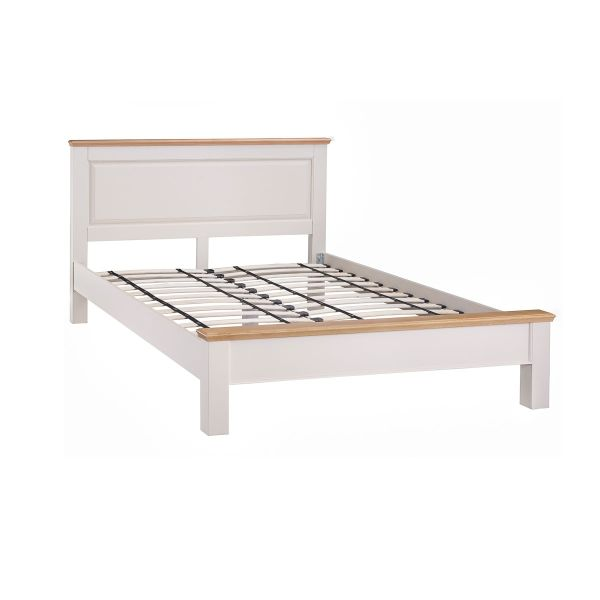 "Burnell 4'6"" bed frame"
