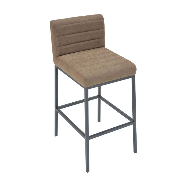 Hulstone Industrial Bar Stool (Pair)