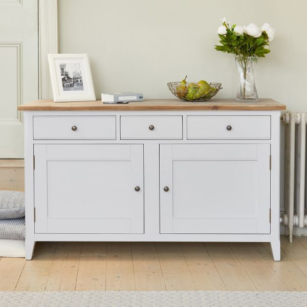 Signature Grey At Wooden Furniture Store