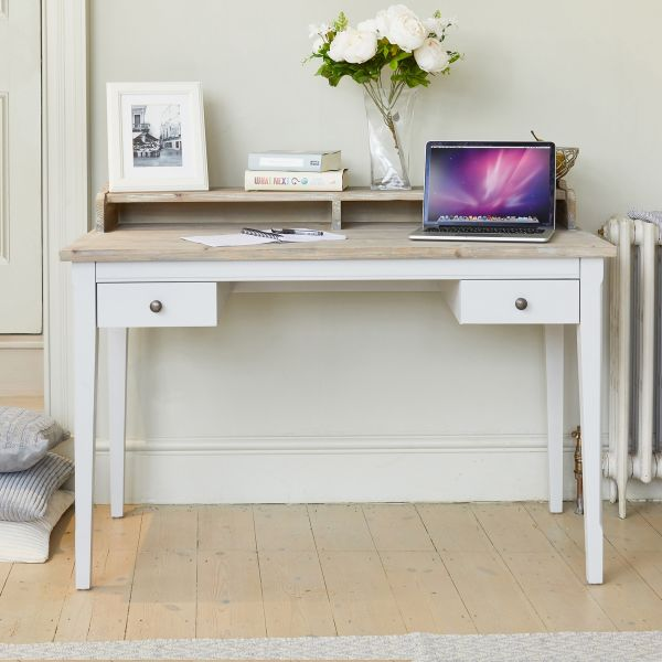 Signature Grey Desk / Dressing Table