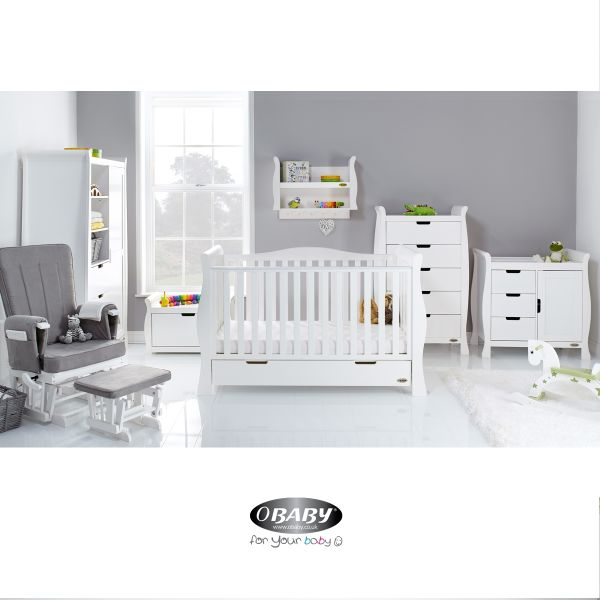 Stamford Luxe Seven Piece Room Set