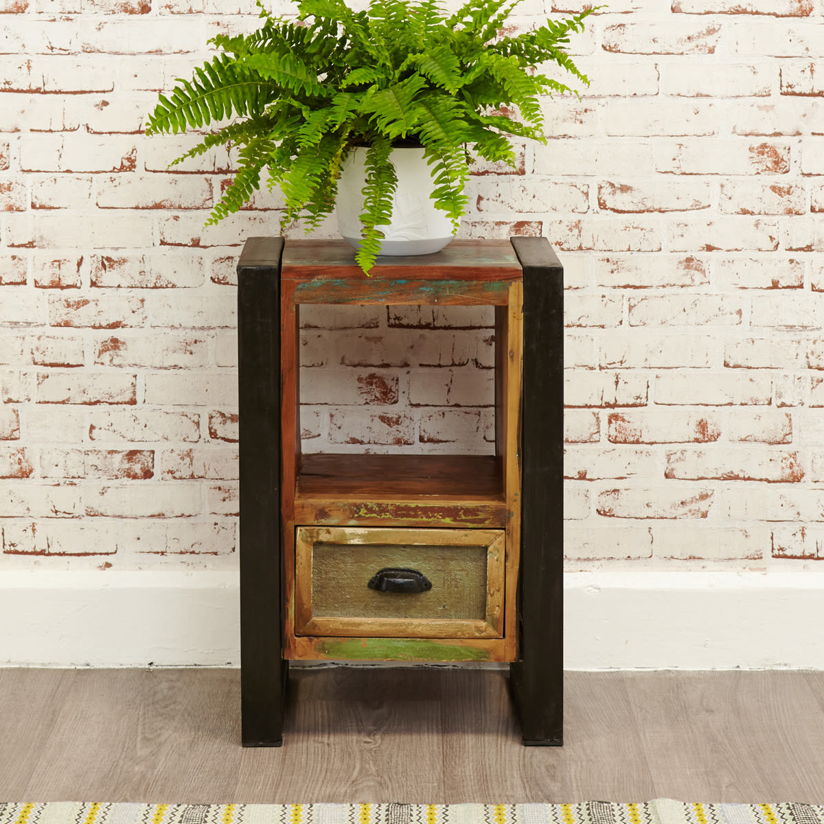 Urban Chic Lamp Table Bedside Cabinet Was 163 215 00 Now 163