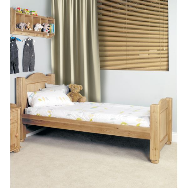 Amelie Oak Childrens (Standard Sized 3') Single Bed