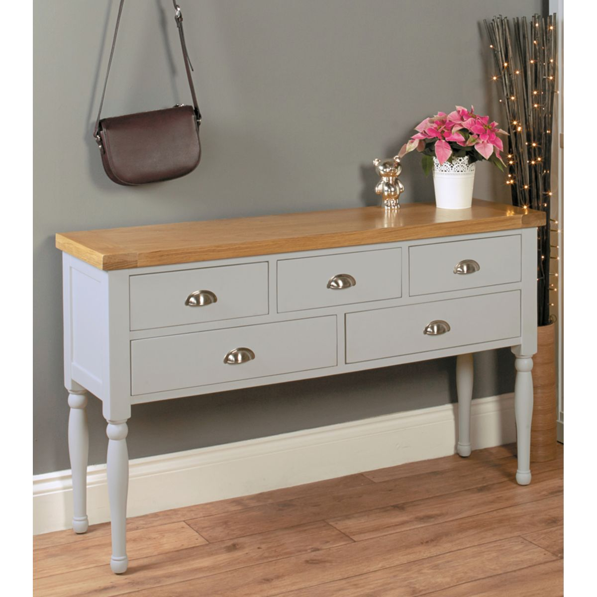 Chadwick Large Sideboard With Four Drawers Amp Doors