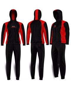 HDSS0001-Black / Red-2X-Large