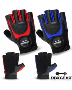 Weightlifting Fitness Gloves - Pro Series 3