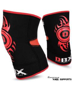 NKB00001-Black / Red-Large/X-Large