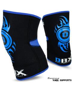 NKB00001-Black / Blue-Large/X-Large