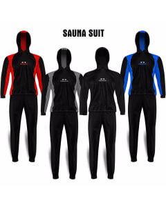 MMA & Boxing Sweat Sauna Suit - Elasticated